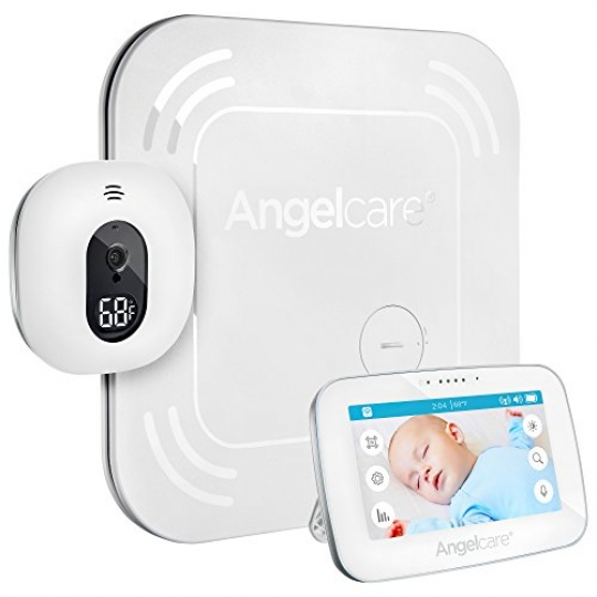 Angelcare-Video-Touch-Screen-Monitor-with-Wireless-SP-Camera-0