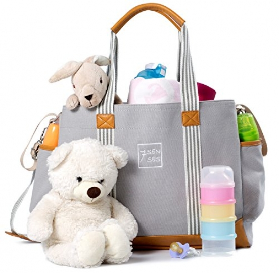 Baby Diaper Bag For S And Boys Large Capacity Ny Plus Changing Pad Stroller Straps 10 Pockets Best Shower Gift
