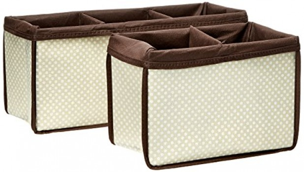Delta-Children-2-Piece-Nursery-Organizer-Set-0
