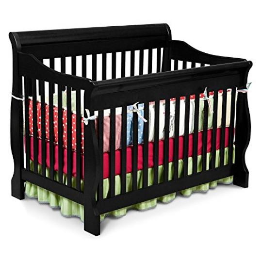 Delta-Children-Canton-4-in-1-Convertible-Crib-0