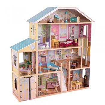 KidKraft-Majestic-Mansion-Dollhouse-0