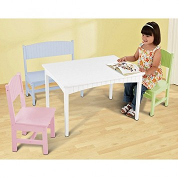 KidKraft-Nantucket-Table-with-Bench-and-2-Chairs-Pastel-26112-0