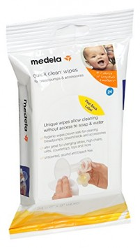 Medela-Quick-Clean-Breast-Pump-and-Accessory-Wipes-0
