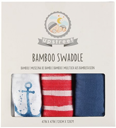 Swaddle-Blanket-with-Organic-Muslin-Bamboo-by-Upstreet-0